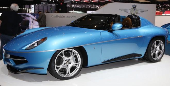Alfa Romeo Disco Volante 2016
