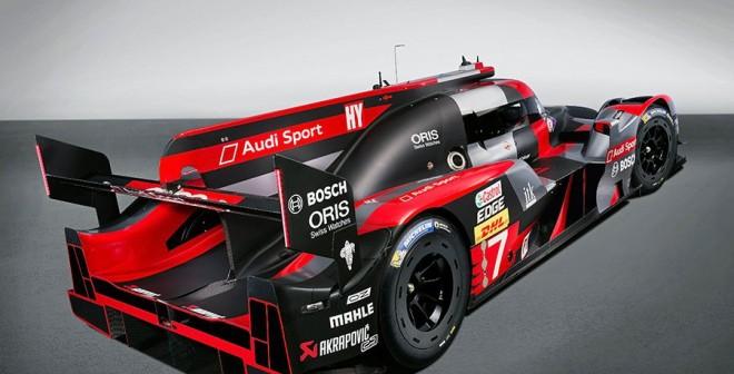 Audi R18 híbrido con más de 1.000 CV 7