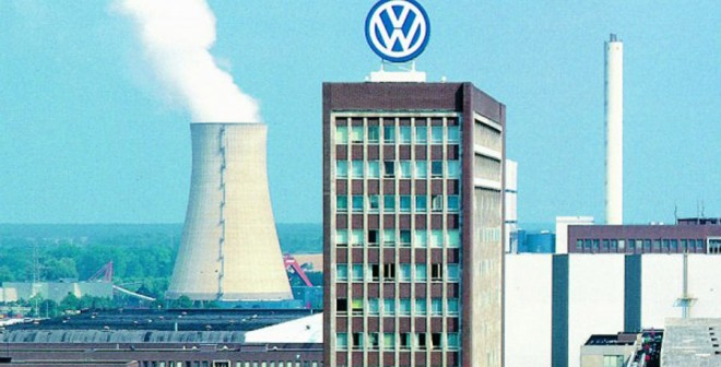 Fábrica-Volkswagen
