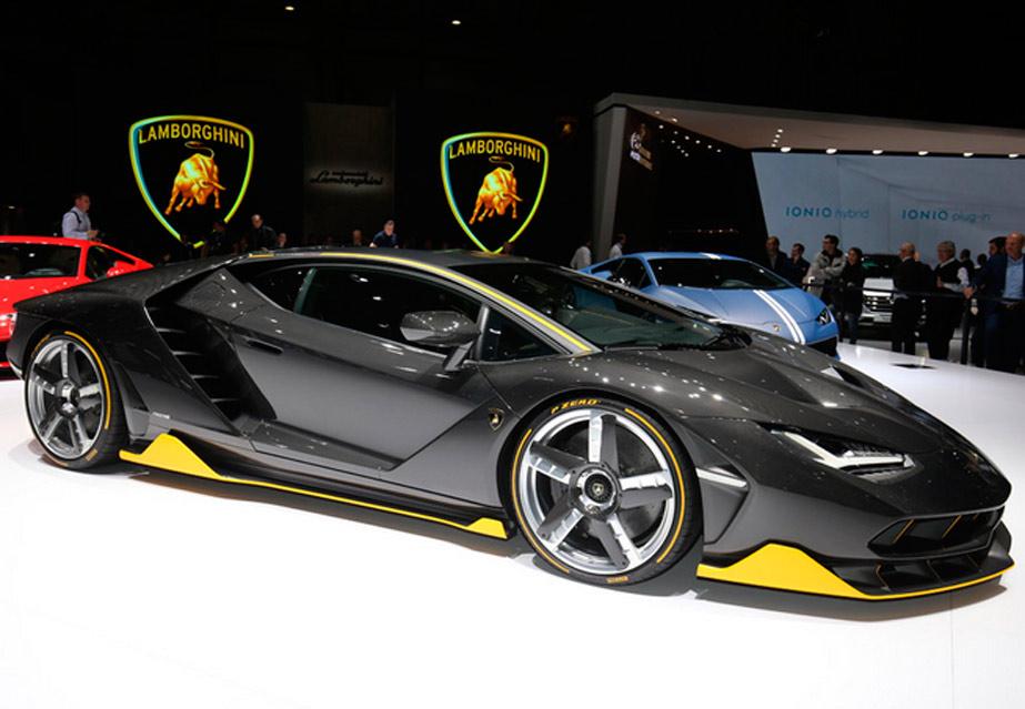 Lamborghini Centenario, la marca rinde tributo a su fundador