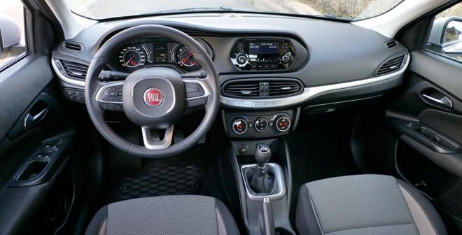 Prueba del Fiat Tipo 1.4 Opening Edition gasolina 2016 22
