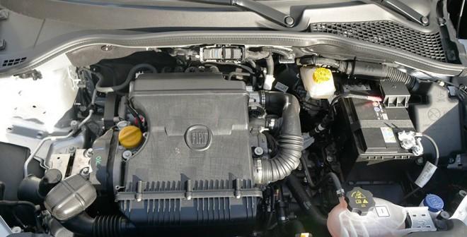 Prueba del Fiat Tipo 1.4 Opening Edition gasolina 2016 36