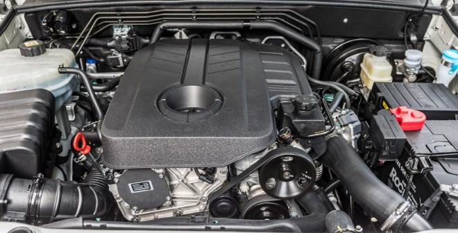 Motor D22T SsangYong