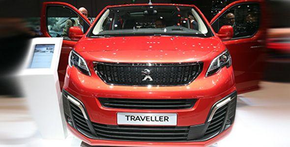 Peugeot Traveller: el vehículo para trabajar o viajar con la familia, en Ginebra