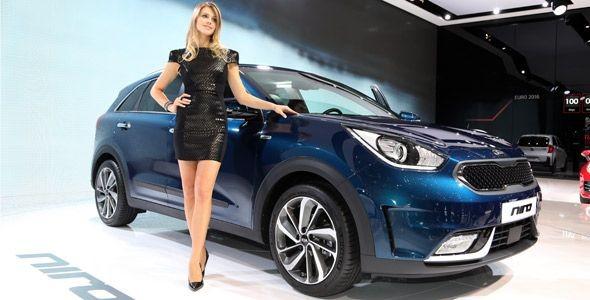 Nuevo Kia Niro, debuta en Europa el primer SUV híbrido de la marca