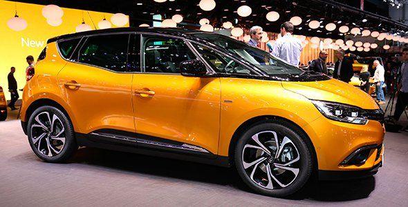 El nuevo Renault Scénic se estrena en Ginebra 2016