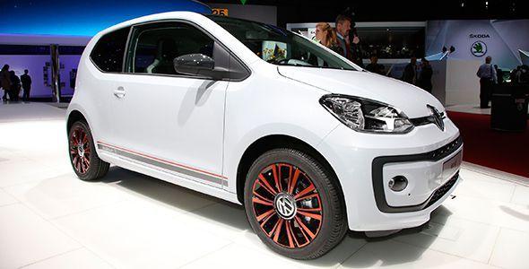 El nuevo VW Up! conquista Ginebra 2016
