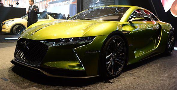 DS E-Tense: abran paso al GT de lujo francés en el Salón de Ginebra