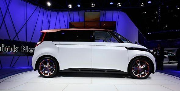 El VW Budd-E Concept llega a Ginebra 2016