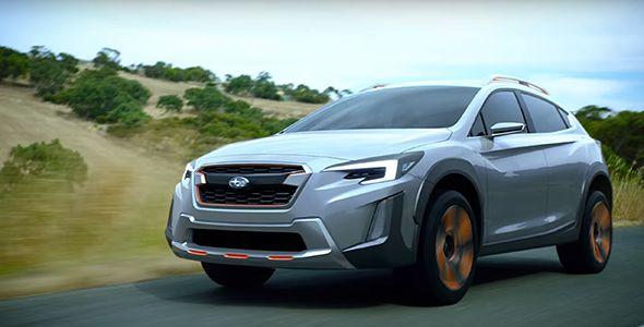 El nuevo Subaru XV Concept, en vídeo