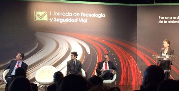 I Jornada sobre Seguridad Vial y Tecnología