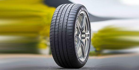 Goodyear Eagle F1 Asymmetric 3: nace un nuevo neumático premium