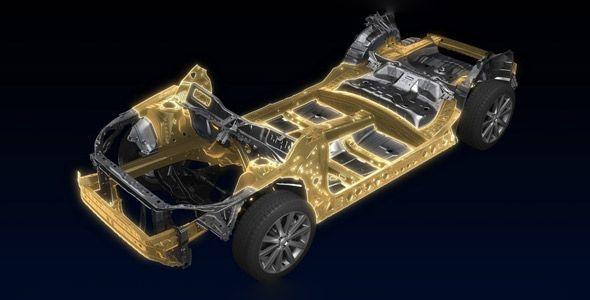 El próximo Impreza inaugurará la nueva plataforma global de Subaru