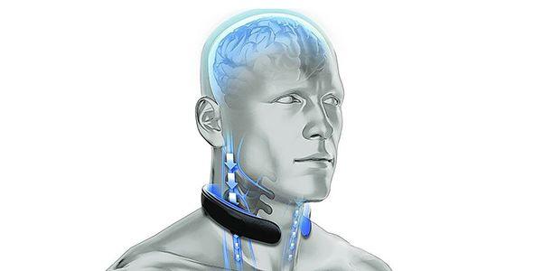 Una banda en el cuello para evitar conmociones cerebrales