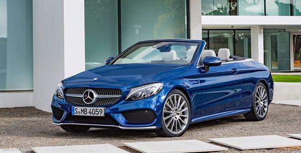 Mercedes Clase C Cabrio: disfrutar del buen tiempo con confort y deportividad es posible