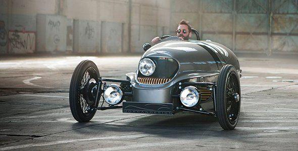 Morgan EV3: el coche eléctrico más seductor