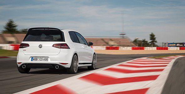 Ya a la venta en España el VW Golf GTi Clubsport