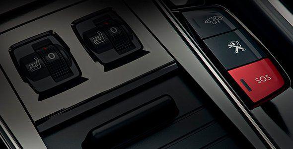 El sistema e-Call Peugeot Connect SOS salva vidas