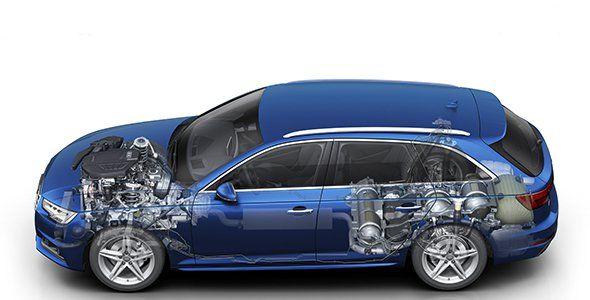 Audi y el Grupo Viessmann producirán e-gas biológicamente