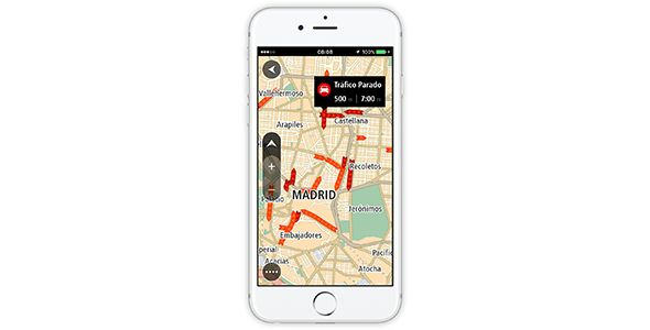 TomTom Go Mobile se estrena en iPhone