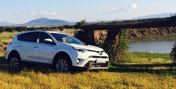 Presentación y prueba: Toyota RAV4 Hybrid