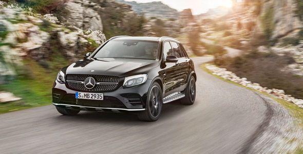 Mercedes-AMG GLC 43 4MATIC, el más radical de la gama