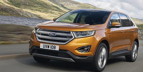 Nuevas luces largas de Ford que no deslumbran