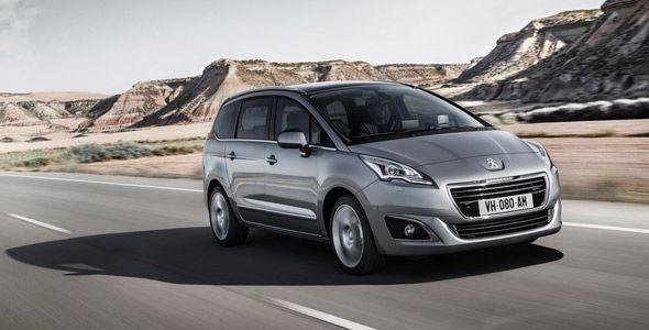 Peugeot 5008: un vehículo pensado para la familia