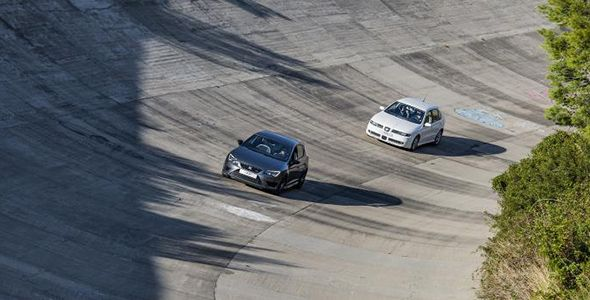 Veinte años de Cupra, la versión deportiva de Seat Sport
