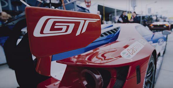 Ford estrena el primer capítulo de su documental sobre el Ford GT