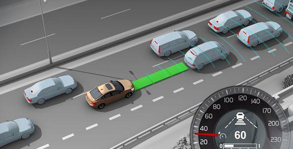 Los sistemas de frenado de emergencia estarán en todos los coches americanos en 2022