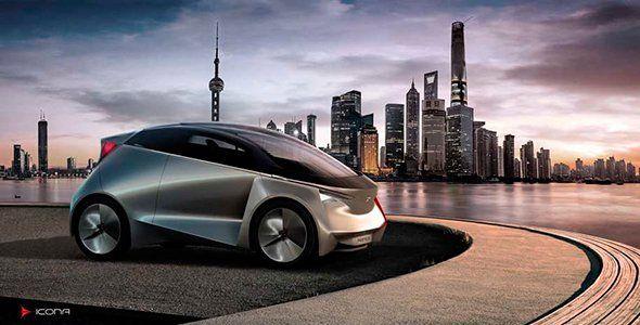 Icona Neo Concept: movilidad urbana