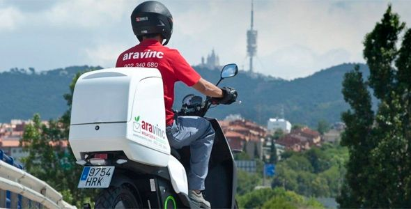 Scutum S02, el scooter eléctrico llega al trabajo