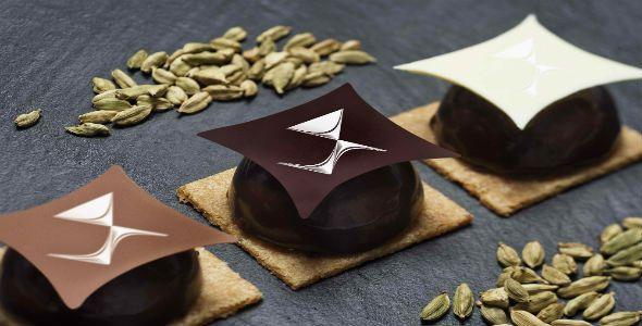El pastel de chocolate inspirado en DS