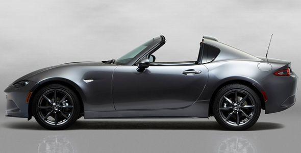 Mazda MX-5 RF: ahora, con techo duro