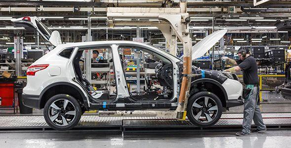 Nissan Qashqai aumenta su capacidad de producción en Sunderland