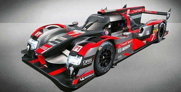 Audi R18 híbrido con más de 1.000 CV para Le Mans 2016
