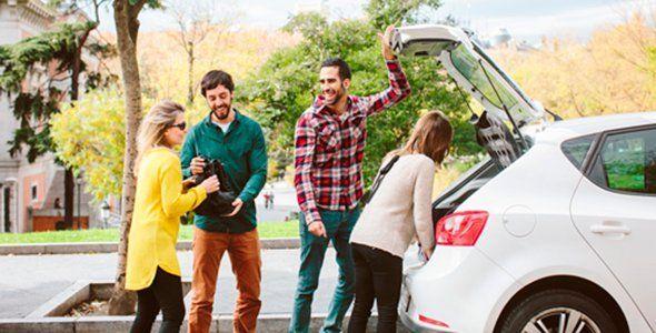 Ventajas e inconvenientes de compartir coche