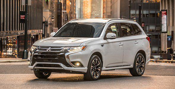 El Mitsubishi Outlander PHEV llegará en otoño a EE.UU.