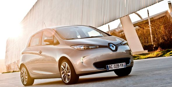 10.000 Renault ZOE eléctricos a revisión