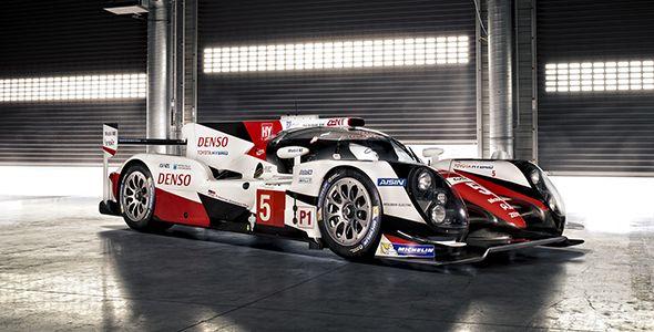 Toyota TS050 para ganar el Campeonato de Resistencia