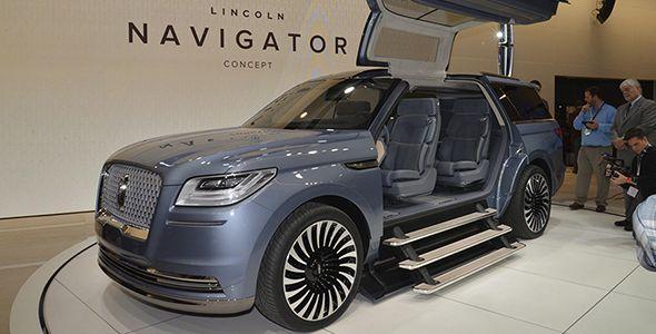 Lincoln Navigator: un SUV repleto de lujo