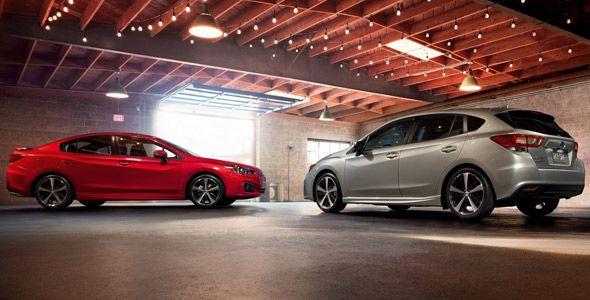 El nuevo Subaru Impreza desembarca en Nueva York