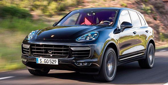 409.477 Porsche Cayenne deberán pasar revisión
