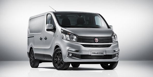 Fiat Talento: el eslabón perdido de la gama comercial