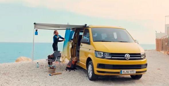 Vídeo Volkswagen California 2016