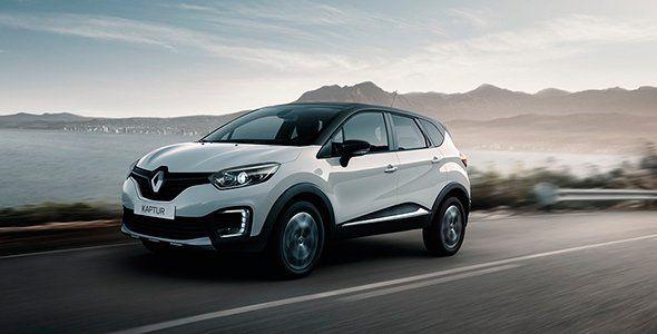 Nuevo Renault Kaptur 4×4 para Rusia
