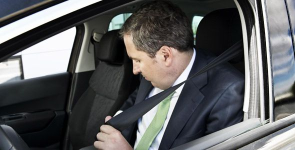Sólo uno de cada diez conductores comparte el coche para ir al trabajo