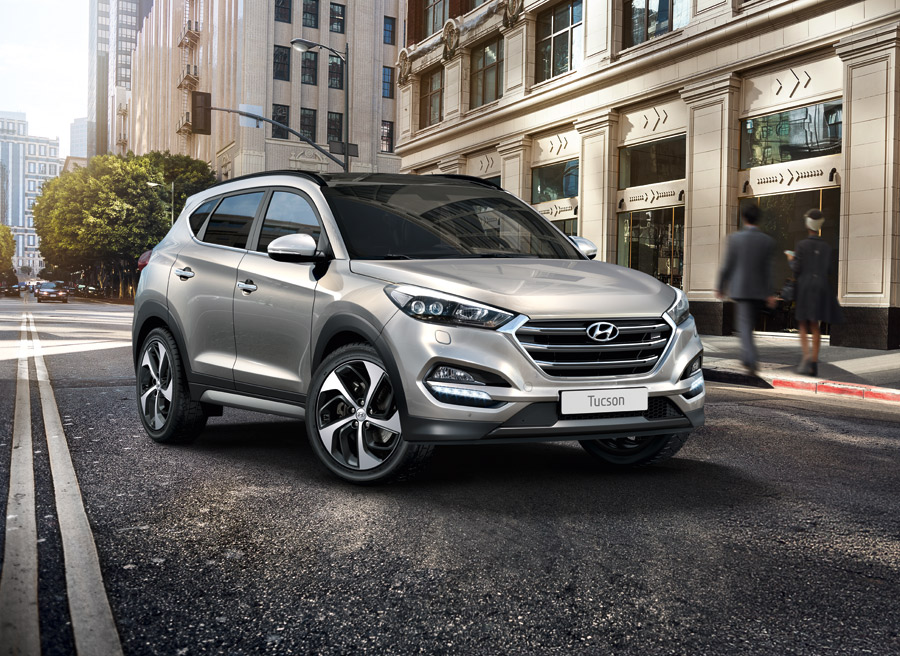 El Hyundai Tucson ha recibió el 'Premio ABC Mejor Coche del Año 2016'.