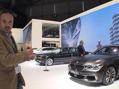 BMW Serie 7 M760Li XDrive, en vídeo